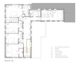 timber home floor plans gallery of timber frame house a zero architects 11