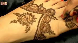 beautiful easy mehndi design for beginners learn how to draw