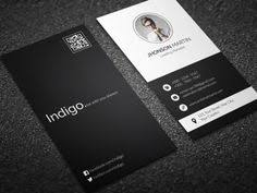 Business Cards Quick Delivery Black U0026 White Vertical Business Card By Verazo Http Crtv Mk
