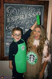 Starbucks Halloween Costume Adults 59 Family Halloween Costumes Clever Cool Extra Cute