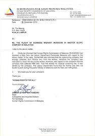 Termination Notice Example by Termination Letter Sample In Bahasa Malaysia Compudocs Us