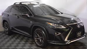 lexus rx 350 accessories for sale 2016 lexus rx f sport in washington for sale 16 used cars from