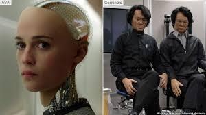 Ex Machina Asian Robot Intelligent Machines The Truth Behind Ai Fiction Bbc News