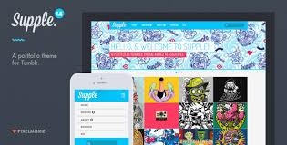 new themes tumblr 2014 supple a portfolio theme for tumblr by pixelmoxie themeforest