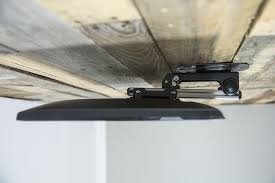 Tv Mount For Window Mount M Fd27 Vivo Folding Tilting Pitched Roof Ceiling Mount For