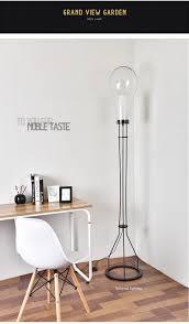 Schlafzimmer Lampe E27 Großhandel Nordische Kreative Moderne Fußboden Lampen E27 Glas