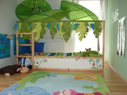 rainforest bedroom ideas