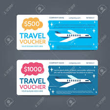 travel voucher images A gift travel voucher vector flat voucher royalty free cliparts jpg