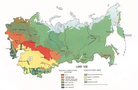 Russian Boreal Forest Disturbance Maps by Russia Land Uses By Matt Lecrenski Thinglink