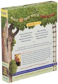 magic tree house thanksgiving on thursday magic tree house collection books 1 8 dinosaurs before dark the