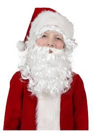 santa beard child santa wig and beard