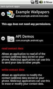 where are apps stored on android app permission watcher android apps on play