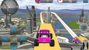 monster truck 3d racing games flying monster truck legend 3d youtube