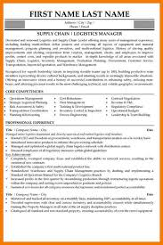 Supply Chain Management Resume Examples 6 Supply Chain Manager Resume Mbta Online