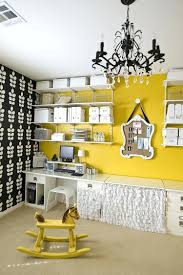 office design yellow office decor yellow home office decorating