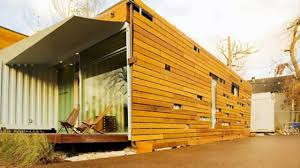 shipping container cabin construction youtube