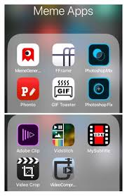 Apps For Making Memes - just apps that i use for making memes top for pic memes bottom for
