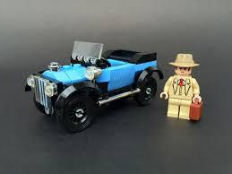 minecraft car design 1920s automobile by jordan schwartz legos and legos