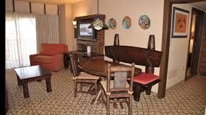 Grand Californian Suites Floor Plan Animal Kingdom Lodge 1 Bedroom Accessible Villa Jambo House Youtube