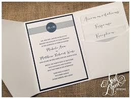 rustic chic wedding invitations michele matt s wedding invitation suite april designs