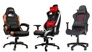 Best Budget Computer Chair Best Gaming Chairs For Pc Gamers In 2017 Tech Advisor