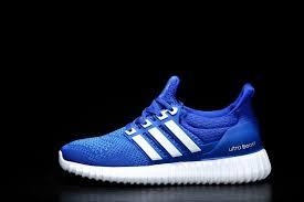 light blue adidas ultra boost brand new authentic mens blue white adidas ultra boost x yeezy boost