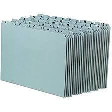 Alpha Steel Filing Cabinet Amazon Com Pendaflex Mtn925 Steel Top Tab Recycled Guides Alpha
