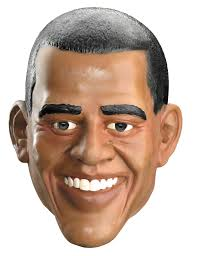 party city halloween return policy barack obama mask masks