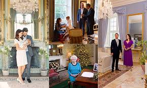 Inside Homes When Royal Families Take Us Inside Their Homes U2013 See The Photos