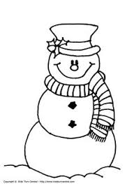 snowman coloring sheets snowman coloring pages kids free
