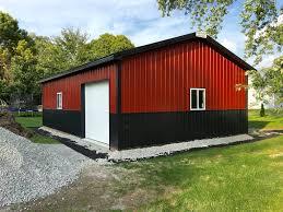 Garages That Look Like Barns by Outdoor Garage Post Frame Buildings Cedar Falls U0026 Logan Ia