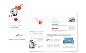 tri fold brochure template free download doma tri fold brochure