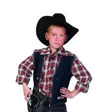 Western Halloween Costumes Plaid Western Shirt Boys Cowboy Sheriff Wild West Child Halloween