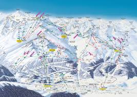 Piste Maps For Italian Ski by Bergfex Piste Map Sölden Panoramic Map Sölden Map Sölden