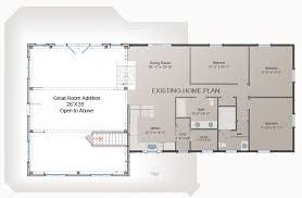 addition floor plans imposing family room addition floor plans dasmu us