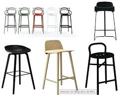 chaise ilot cuisine chaise ilot cuisine chaise de bar masters u2013 tabouret s noir