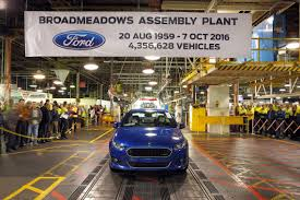 last car ever made here u0027s a look at the last ever fords made in australia business