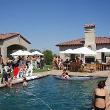 house pool party in desert heat coachella pool parties rule