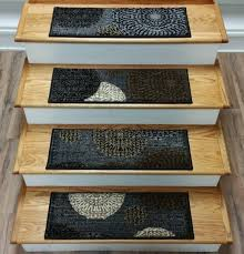 stair tread carpet finished carpet stair treads tread sets for
