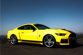 ford mustang for sale in sa ford sa approves performance upgrades for mustang cars co za