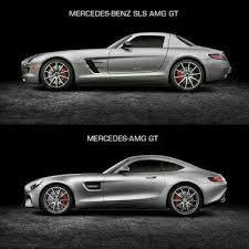 mercedes sls amg gt mercedes sls amg vs mercedes amg gt