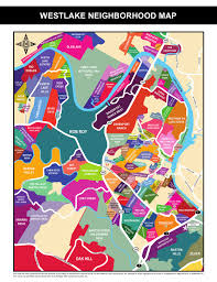 City Of Austin Map by Great Maps To Explain Westlake