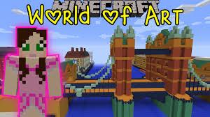 Minecraft Usa Map by Pat And Jen Minecraft World Of Art Custom Map Part 3