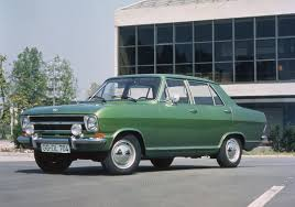 1967 opel kadett throwback thursday opel kadett b turns 50 this year