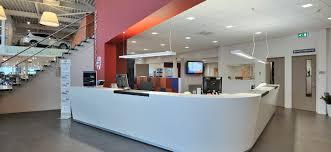 volvo office volvo broekhuis zeist inrichting showroom door wsb interieurbouw