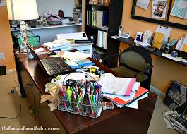 How To Organize Your Desk At Home For School Organize Your Home Office In 8 Steps Calyx Corolla
