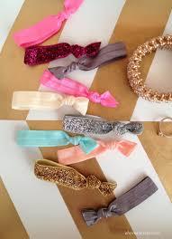 elastic hair ties diy elastic hair ties hair ties elastic hair ties and check