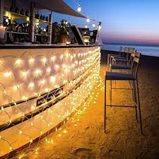 led mesh lights amazon com