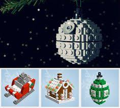 how to make a lego millennium falcon ornament diy and craft