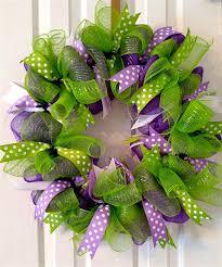 geo mesh wreath ideas how to make a deco mesh wreath